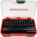 Winchester 51pc Screwdriver set