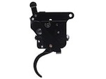 Timney Trigger - Rem 700 Left Hand with Safety (Thin Blk)