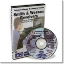 AGI Smith & Wesson Revolvers Technical Manual & Armorers Course