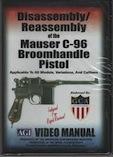 Mauser C-96 Broomhandle Pistol - DVD