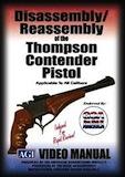 Thompson Contender Pistol - DVD