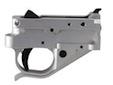 Timney Trigger Group - Ruger 10/22 - Silver with Black Trigger
