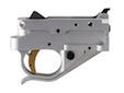 Timney Trigger Group - Ruger 10/22 - Silver with Gold Trigger
