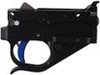 Timney Trigger Group - Ruger 10/22 - Black with Blue Trigger