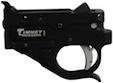 Timney Trigger Group - Ruger 10/22 - Black with Silver Trigger