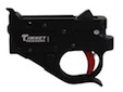 Timney Trigger Group - Ruger 10/22 - Black with Red Trigger