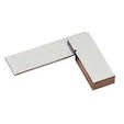 GROZ Engineers Precision Square - 50mm
